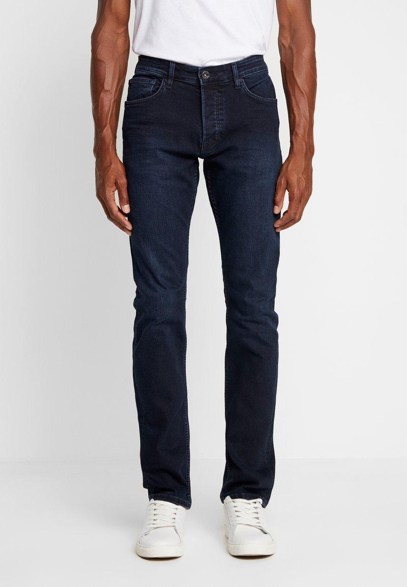 CELIO - NOBODY - Straight leg jeans - blue black
