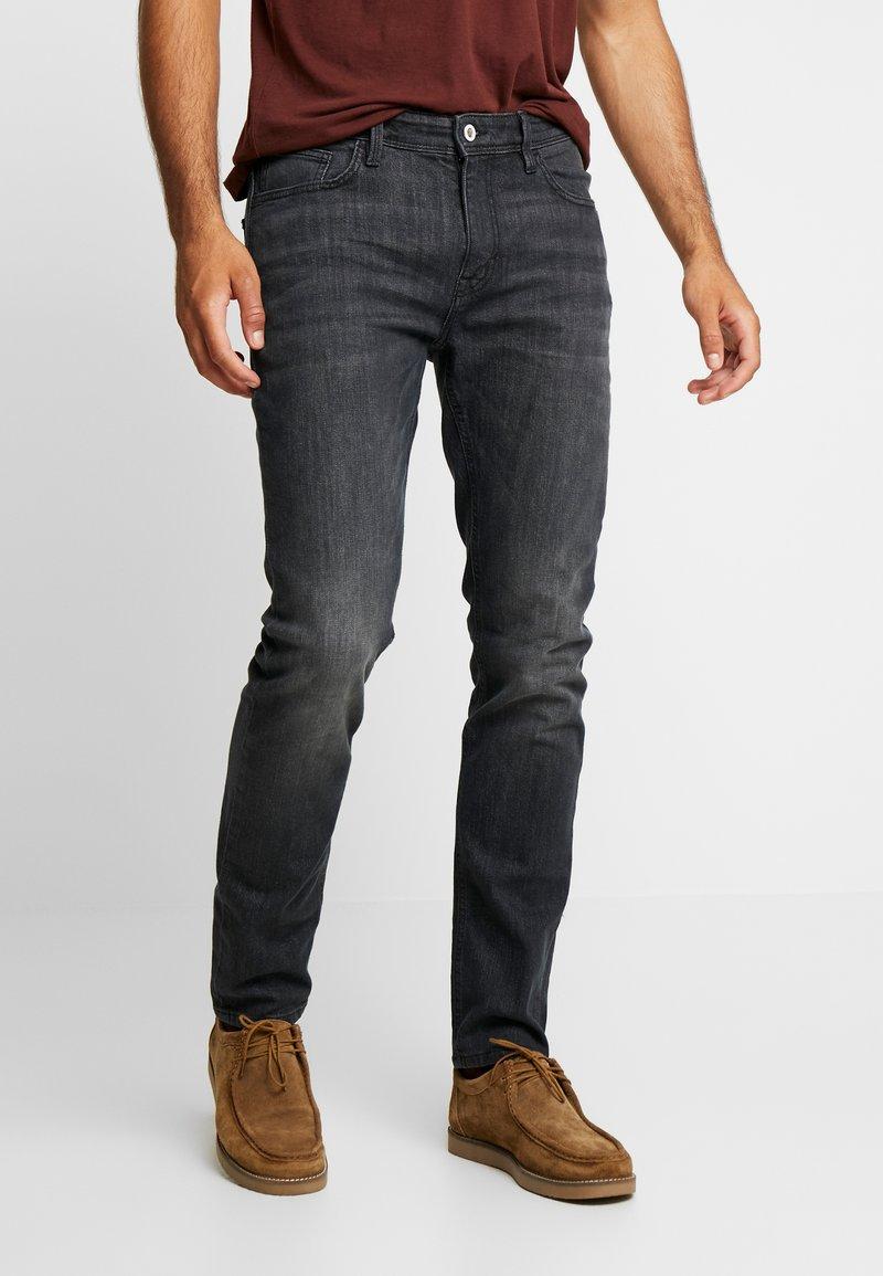 CELIO - POSLEY - Jeans Slim Fit - gris