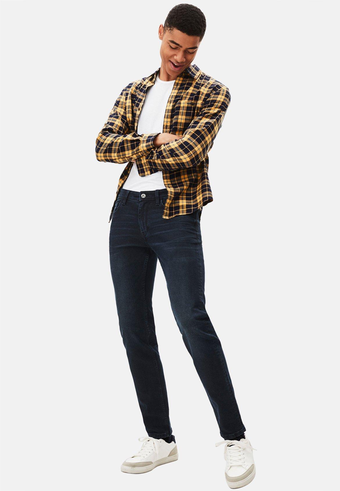 Celio Jeans Slim Fit - Navy Blue