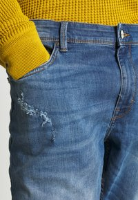 CELIO - ROPATCH - Jeans Slim Fit - blue - 3