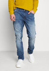 CELIO - ROPATCH - Jeans Slim Fit - blue - 0