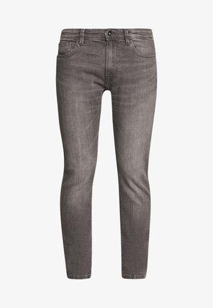 ROSKEY - Slim fit jeans - gris