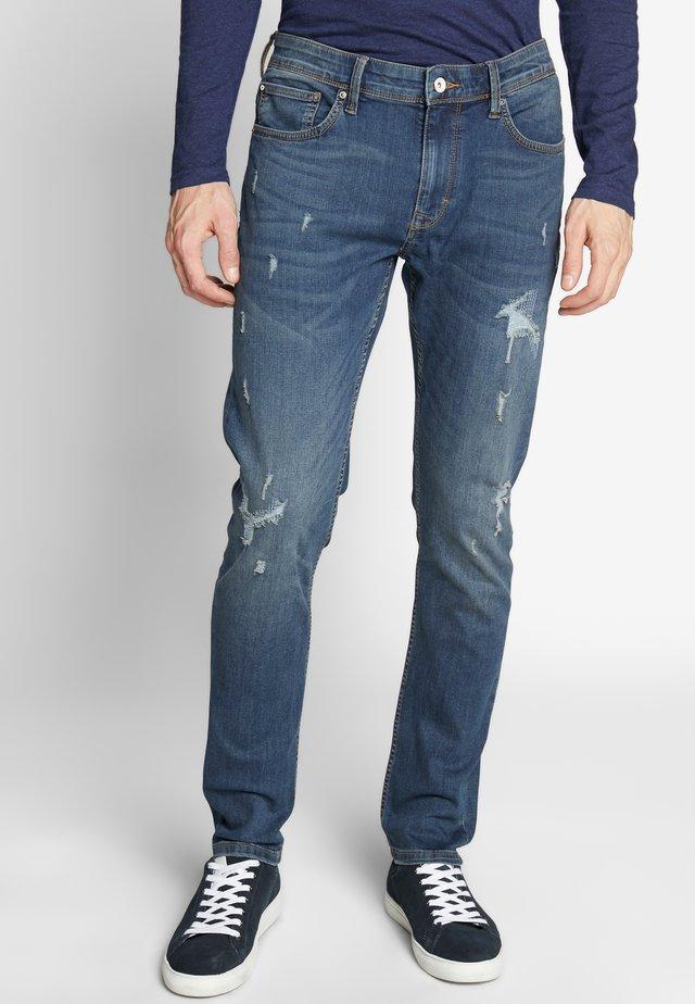 ROCLEAR - Jeans slim fit - dark blue