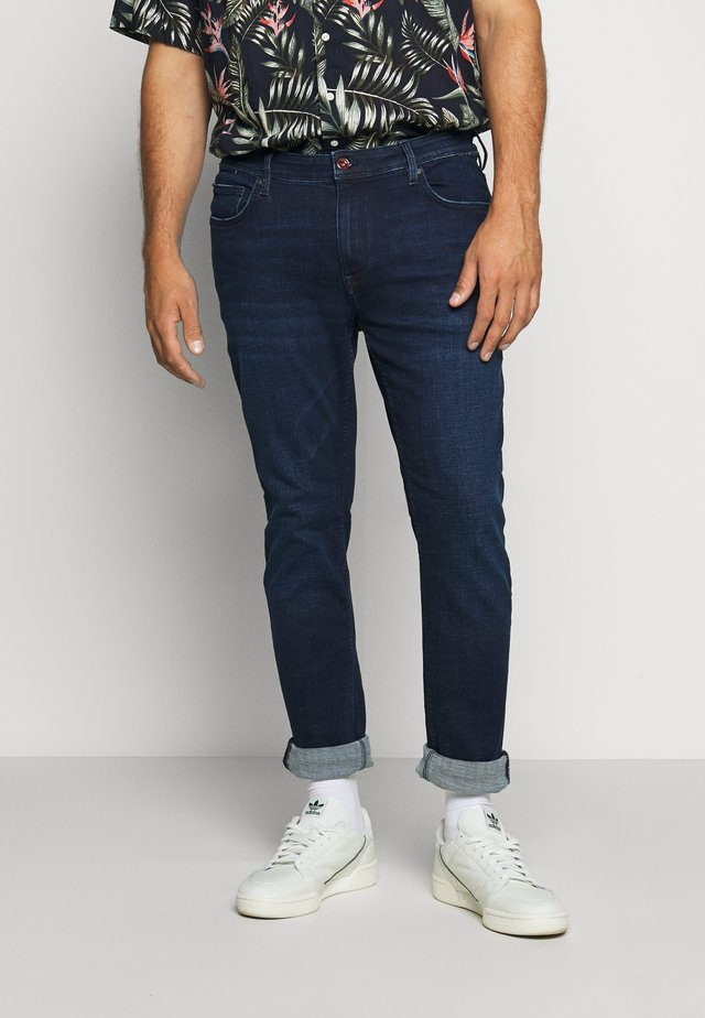 ROSLUE - Jeans Slim Fit - stone