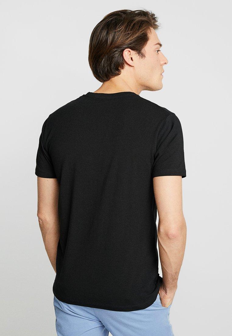 Celio shirt Noir Basique NeunirT Celio 2Ie9WDHEY