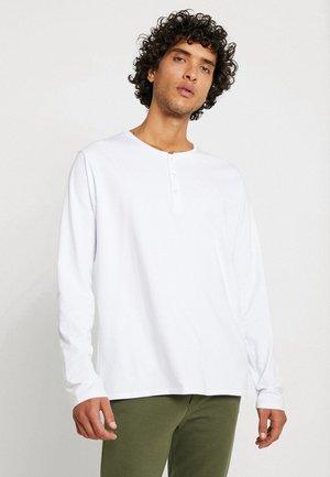 NESUPIMAO - Top sdlouhým rukávem - optical white