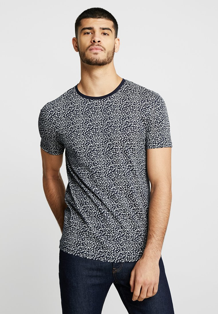 CELIO - NETIETEE - T-Shirt print - navy