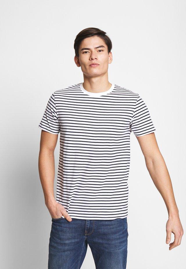RESERVE - T-shirt med print - navy blue