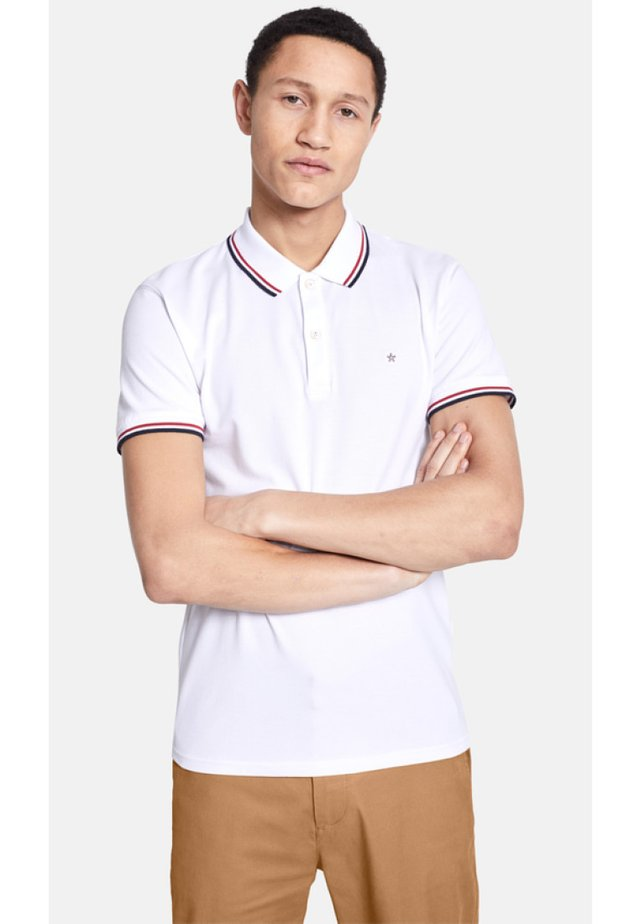 NECE TWO - Polo shirt - white