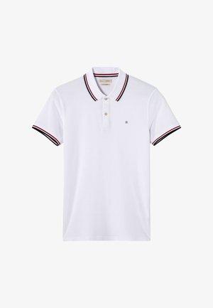 NECE TWO - Poloshirt - white