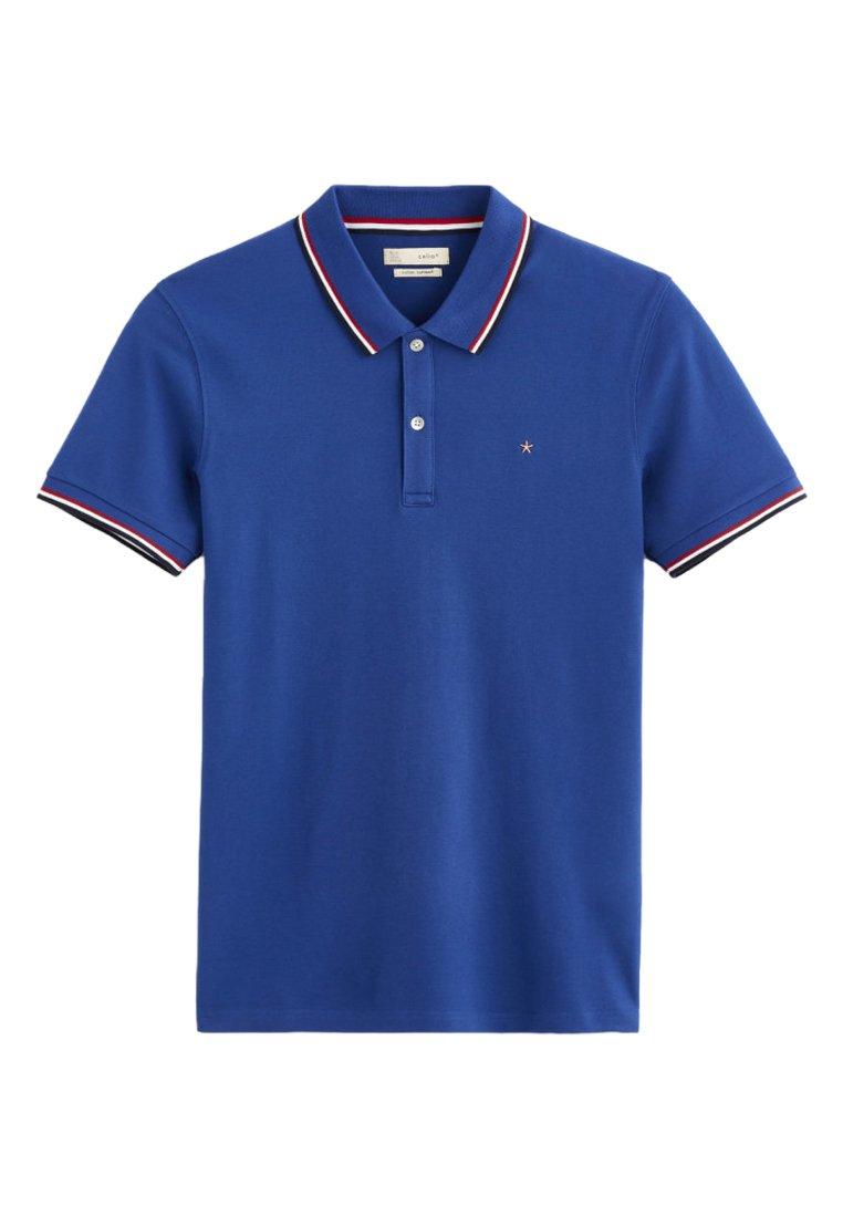 Celio Nece Two - Polo Blue