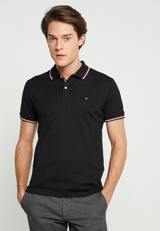 NECE TWO - Polo shirt - noir
