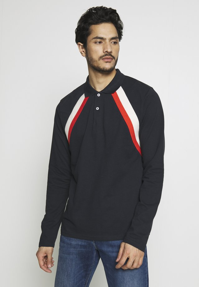 PEPOLOBAND - Polo shirt - navy