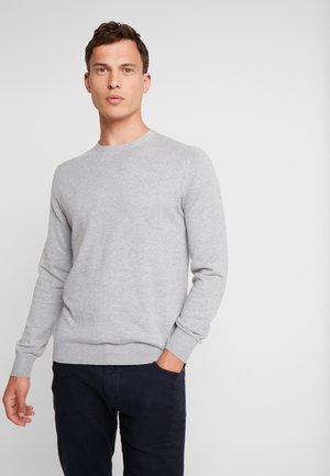 PEACH - Felpa - grey melange