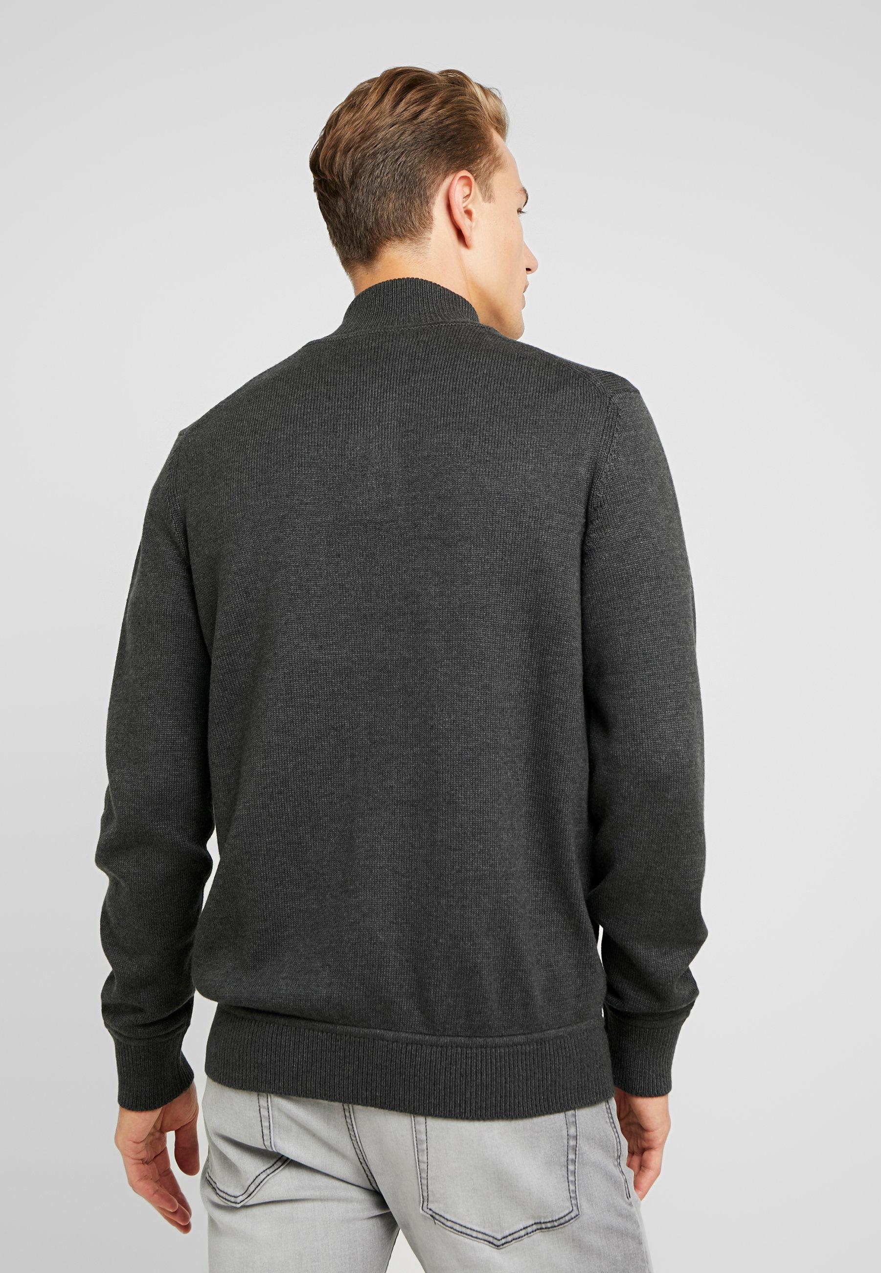 CELIO PEROME - Pullover - anthracite melange