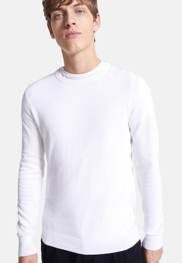 NEPIC - Jumper - white