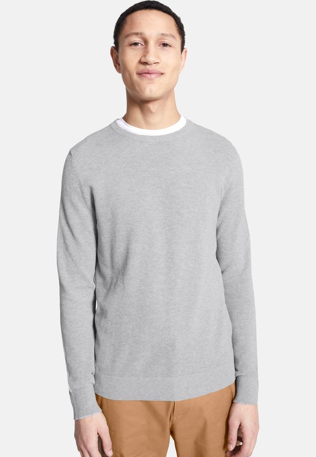 NEPIC - Strickpullover - grey