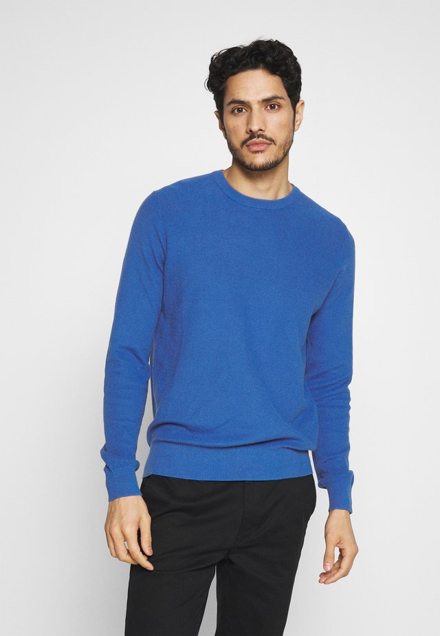NEPIC - Strickpullover - blue