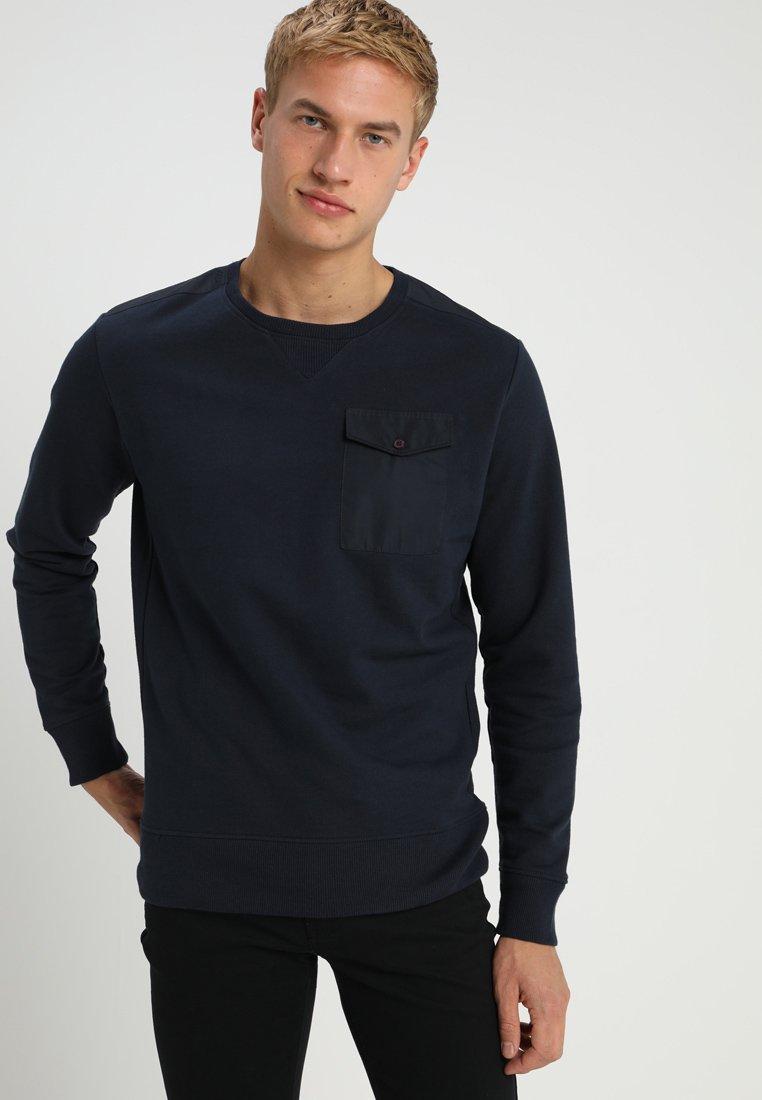 CELIO - MENYPO - Sweatshirt - navy