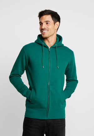 MEBELVEST - Zip-up hoodie - green celtics