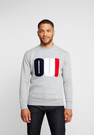 PEPITO - Sweatshirt - gris chine