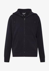 CELIO - RETHREE - Zip-up hoodie - navy blue - 4