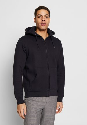 RETHREE - Zip-up hoodie - navy blue