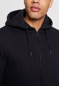 CELIO - RETHREE - Zip-up hoodie - navy blue - 5