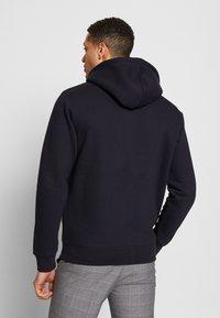 CELIO - RETHREE - Zip-up hoodie - navy blue - 2