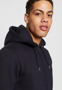 CELIO - RETHREE - Zip-up hoodie - navy blue - 3