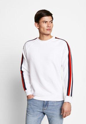 REBANDITO - Sweatshirt - optical white