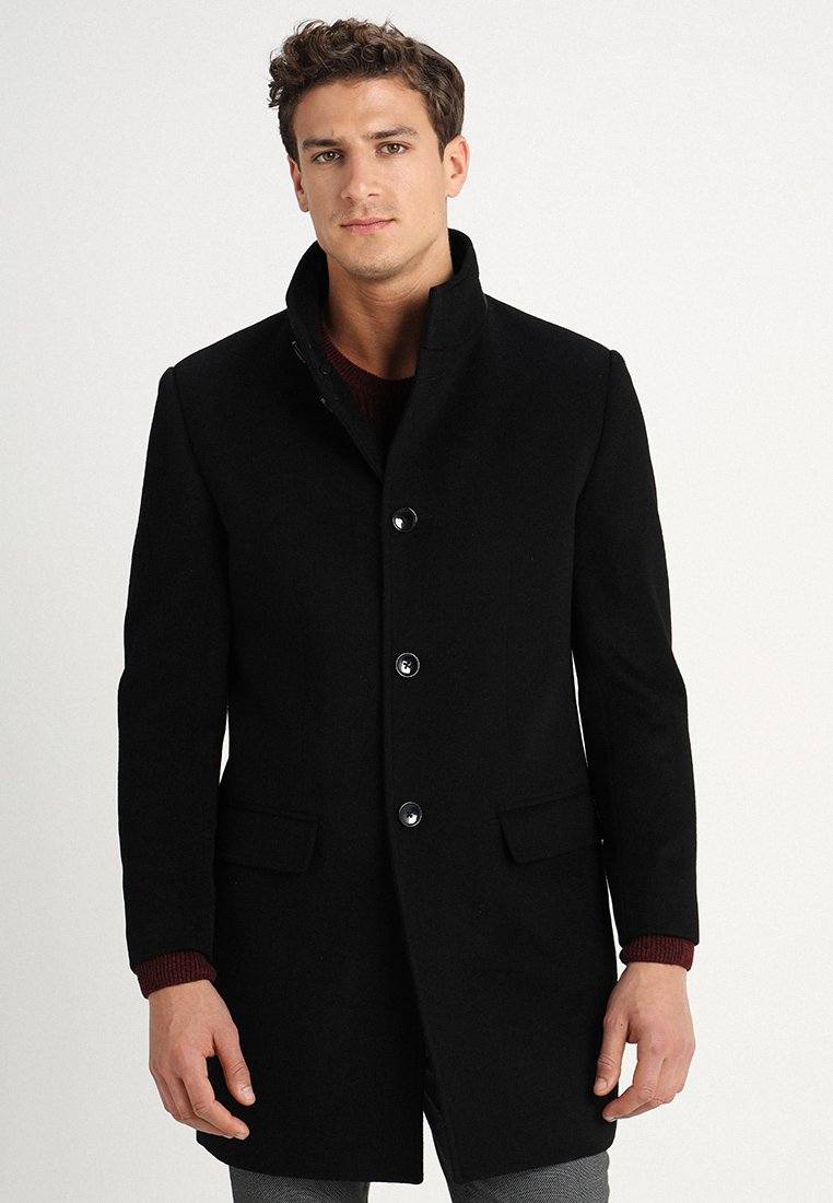 CELIO - MUEMILIE - Wollmantel/klassischer Mantel - noir
