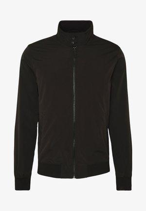 RUCOTTON - Summer jacket - black