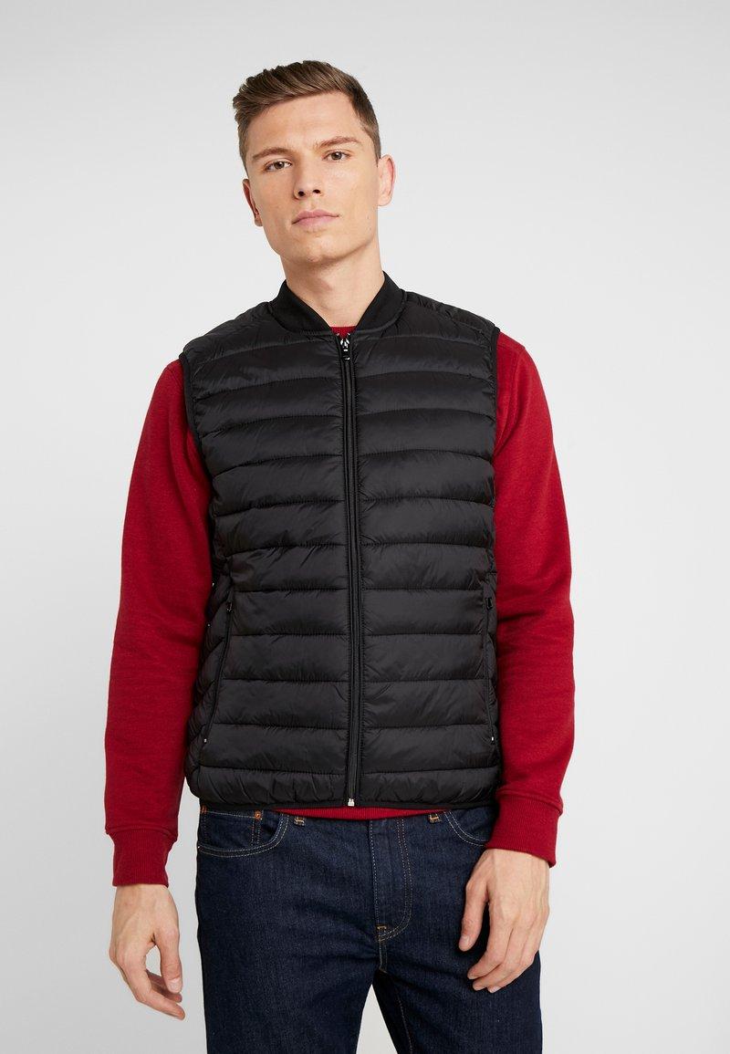 CELIO - NULESS - Vest - noir