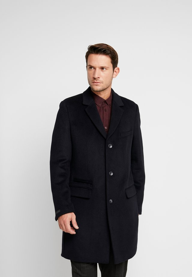 PUCLASS - Classic coat - navy