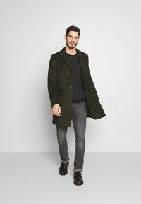 CELIO - PUCLASS - Classic coat - khaki - 1