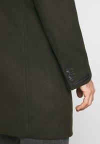 CELIO - PUCLASS - Classic coat - khaki - 3