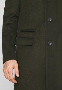 CELIO - PUCLASS - Classic coat - khaki - 5
