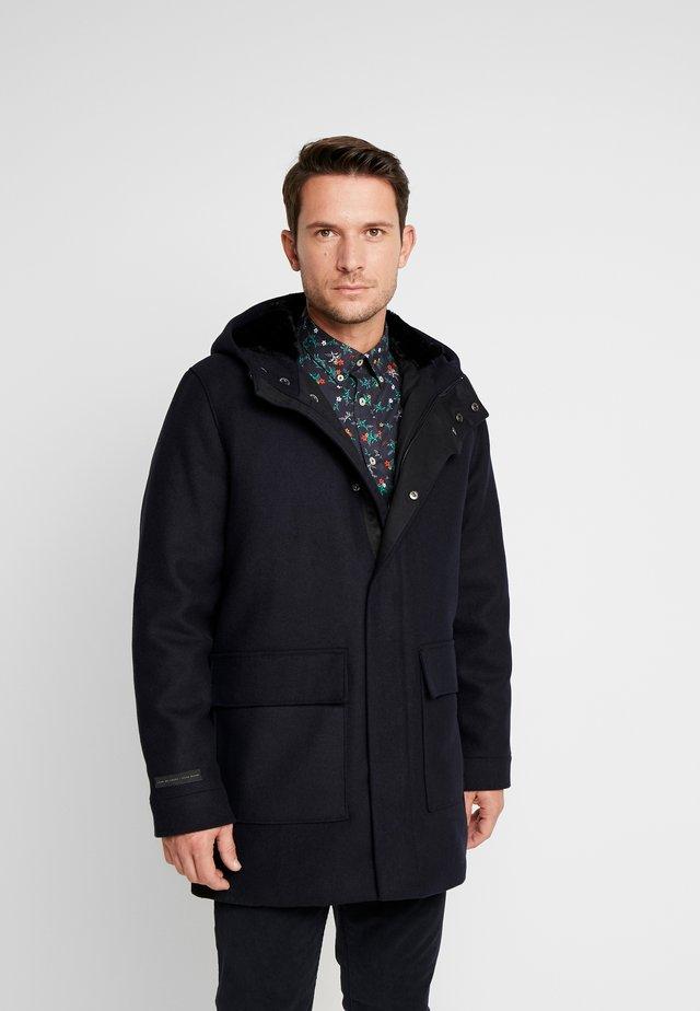 PUDUFFLE - Classic coat - navy