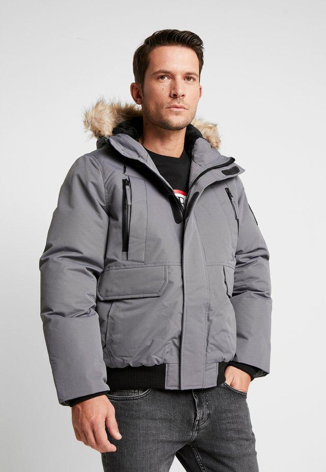 PUFUNNY - Zimní bunda - grey
