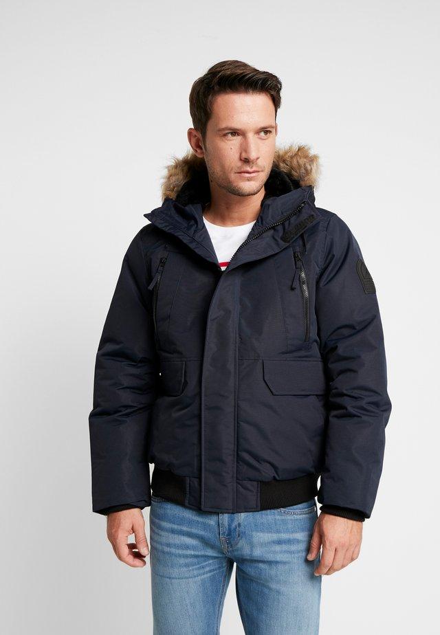 PUFUNNY - Zimní bunda - navy