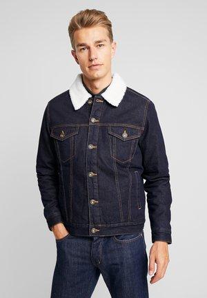 SHERPA - Denim jacket - denim
