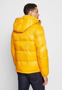 CELIO - PUSNOW - Zimní bunda - yellow - 2