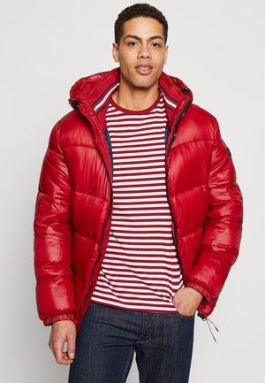 PUSNOW - Winter jacket - red