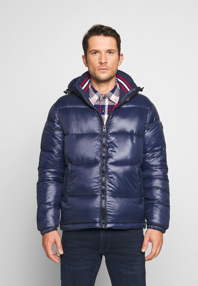PUSNOW - Winter jacket - navy
