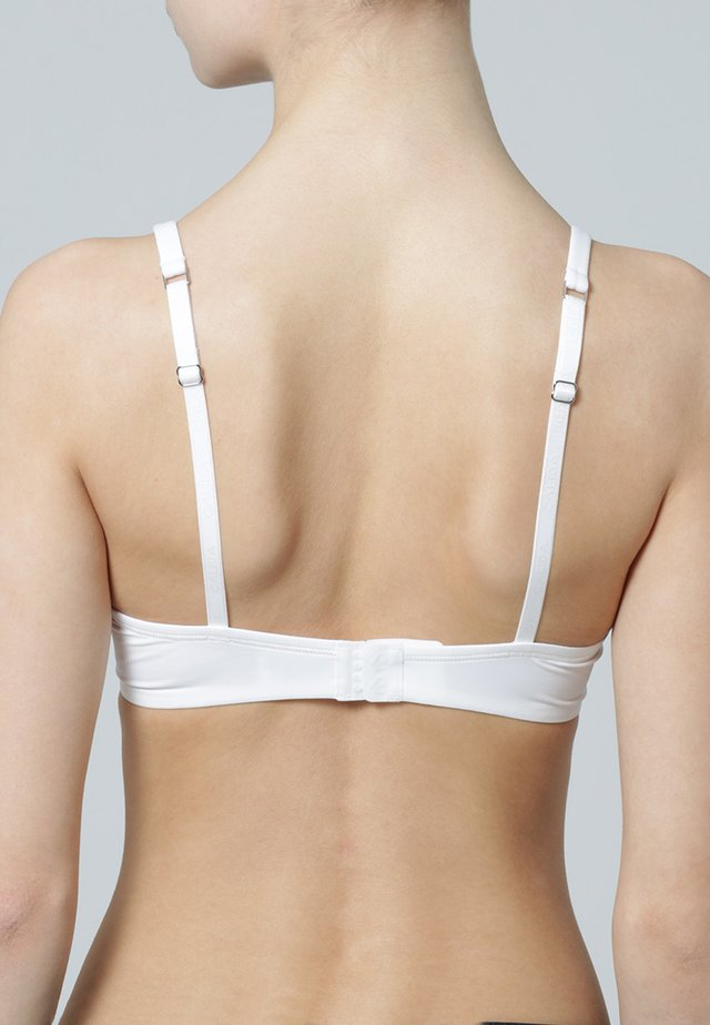 SENSITIVE - Triangle bra - weiß