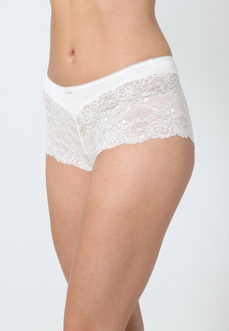 Calida - SENSUAL SECRETS - Pants - alabaster crème