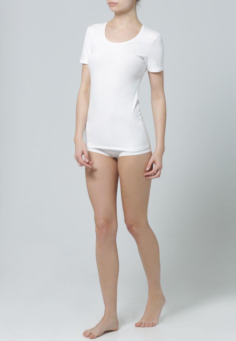 Calida - COMFORT - Nachtwäsche Shirt - weiß