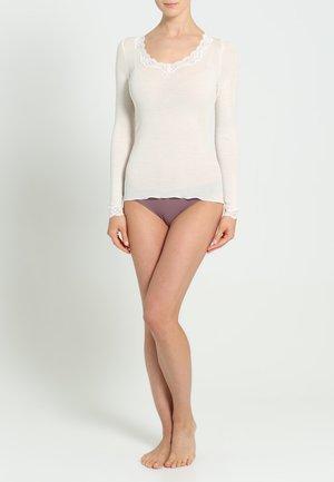 Pyjamashirt - cream white