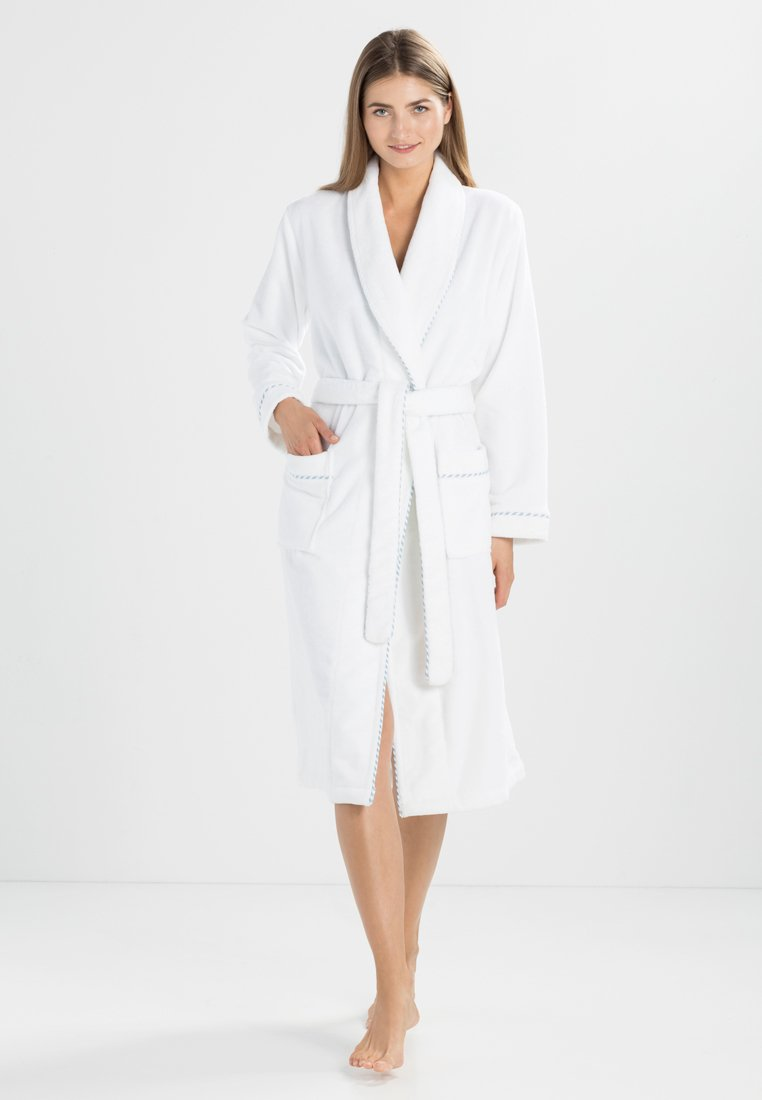 Calida - AFTER SHOWER - Dressing gown - weiß